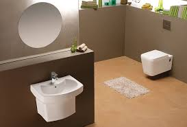 Modern Bathroom Fittings Modern Bathroom With Sanitary Ware Khabars Net