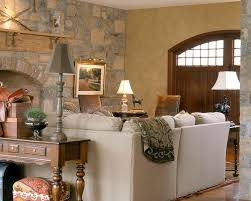 sofa table decor living room contemporary with valley home