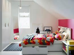 bedroom small bedroom simple white wooden desk floor lamp