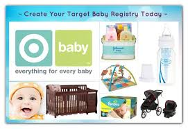 college registries target baby registry