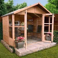 Summer Garden Bar - garden sheds direct from tiger sheds home design lake house