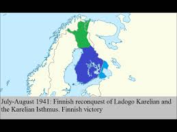 Map Of Europe During Wwii by Finland During Ww2 Youtube
