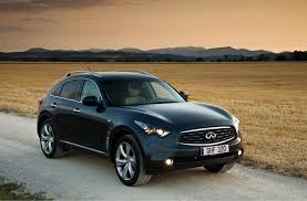 infinity car infiniti fx estate review 2009 parkers