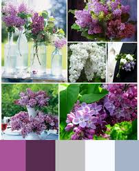 purple and blue wedding wedding color palette wedding colors wedding themes