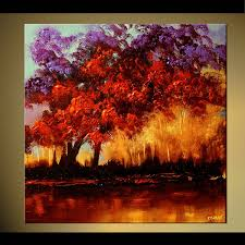 choose from thousands of modern contemporary and abstract paintings in this art gallery artwork the giving tree dimensions