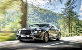 modified bentley new bentley continental supersports achieves world u0027s fastest four