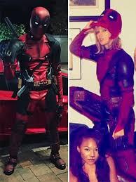 Halloween Costume Taylor Swift Chris Brown Costume Showdown U0027deadpool
