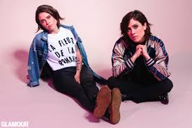 Tegan And Sara Set List by Tegan And Sara Love You To Death Interview Glamour
