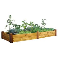 where to buy large planters raised garden beds garden center the home depot