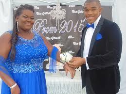 Royal Blue Corsage And Boutonniere Kenni Julian Prom Mwokaji Cakery