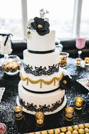 black and white wedding black and white wedding cake wedding ideas 2017 newweddingz