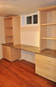 Built In Cabinets Built In Cabinets Here Are Some Unstained Oak Built I