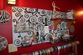 furniture fascinating craft room decoration with rectangular