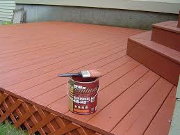 when it comes to purchasing deck stain you have three basic