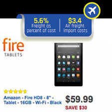 amazon fire 8 black friday black friday 2016 brought to you by logistics freightos