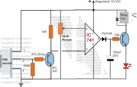 motion sensor light wiring diagram motion sensor alarm system