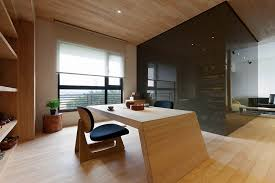 Interior Design Ideas For Apartments Stylish Open Plan Apartment In Taipei Showcasing Futuristic Design