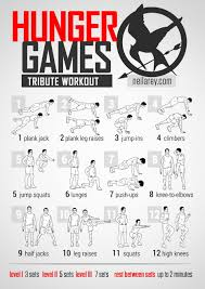 flex your nerd muscle to these pop culture workouts hunger games