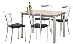 chaise et table de cuisine table de cuisine avec chaise encastrable table a manger complate