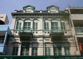 French Colonial Architecture Icons Of Old Saigon U2013 Shophouse Architecture