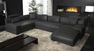 Black Microfiber Sectional Sofa Concerns About A Black Leather Elliott Spour House