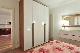 Modular Furniture Bedroom Bedroom Using Modular Furniture Wardrobe With Sleek White Doors