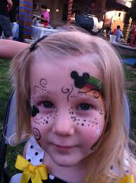 minnie mouse face painting mariasfacepaintingsb com pinterest