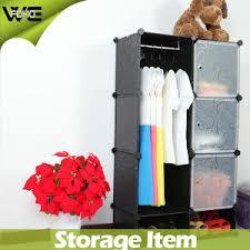 china cheap foldable plastic wardrobe closet bedroom furniture for