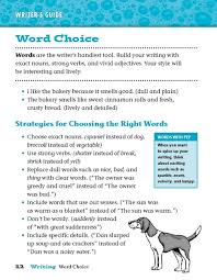 best solutions of precise word choice worksheets about format