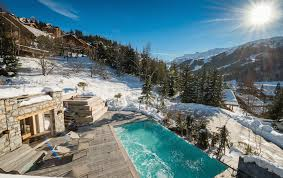 luxury chalet with space in meribel kingsavenue com