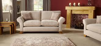 Home Interiors En Linea Linea Laine 2 Seater Standard Back Fabric Sofa House Of Fraser