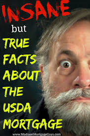 us dept of agriculture rural development insane but true facts about the usda mortgage