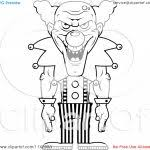 coloring pages of scary clowns 79 scary clown coloring pages scary horror coloring pages