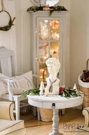 christmas decor living room ideas black velvet throw pillows
