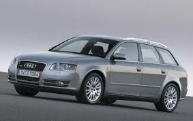 2007 Audi Avant 2007 Audi A4 Information And Photos Zombiedrive