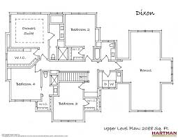 Dixon Homes Floor Plans Hartman Homes Artisan Series