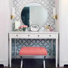 Cute Vanitys 145 Best Vanity Images On Pinterest Vanity Makeup Storage And