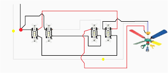 wiring diagram 2 way light switch carlplant entrancing 3 ansis me