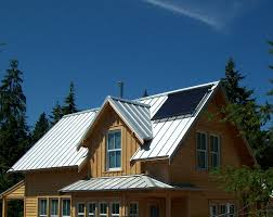 Cost Of A Copper Roof by Solar Pv Metal Roofing Guide For Homeowners Metalroofing Systems