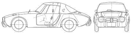si e auto sport black auto toyota sports 800 1963 bild bild zeigt abbildung zeichnungen