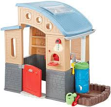 Little Tikes Wooden Kitchen by Little Tikes Go Green Eco Friendly Playhouse Toys