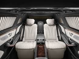 inside maybach armored mercedes maybach s600 pullman guard limo pictures