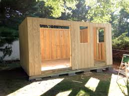 how to build a shed from scratch easy step by step tutorial for