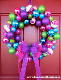 a special ornament wreath home things