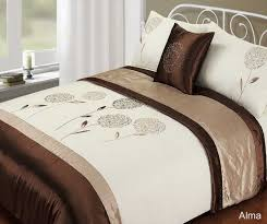 new white and brown duvet cover 32 on discount duvet covers with