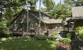 1950s Home St Croix River Cabin Is Now A Year Round Home Thanks To Artful