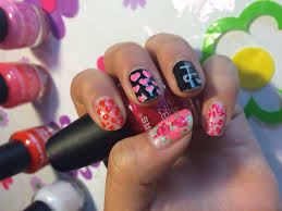 5 super cute valentine u0027s day nail art designs avyvids youtube
