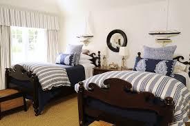 Nautical Twin Comforter Nate Berkus Navy And White Harbor Comforter Set