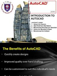 lecture 1 introduction to autocad ppt graphical user