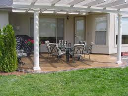 Open Patio Designs Patio Covers Open Latice Patio Covers Unlimited